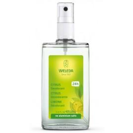 Desodorante Citrus en Spray de Weleda 100ml