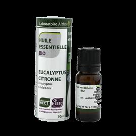 Aceite esencial de Eucalipto de Limón (Citronne) 10ml de Lab Altho