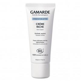 Crema Riche Hydratation Active de Gamarde 40ml.