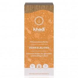 Khadi Tinte Vegetal Rubio Oscuro/Ceniza 100 gr.