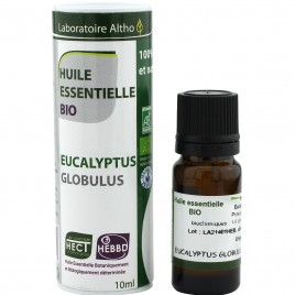 AAceite Esencial Eucalipto GLOBULUS 10ml. de Laboratoire Altho -50ml.