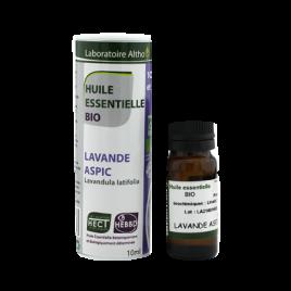 Aceite esencial Lavanda Aspic de Laboratoire Altho 10ml