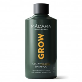 Champú anti-caída Grow Volume de Mádara  250ml