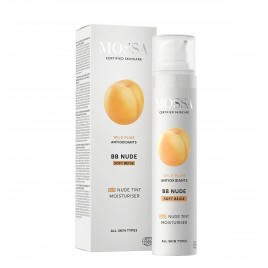 Mossa BB Crema con Color Alisadora 50ml