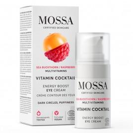 Contorno de Ojos Vitamínico Energizante de Mossa 15ml