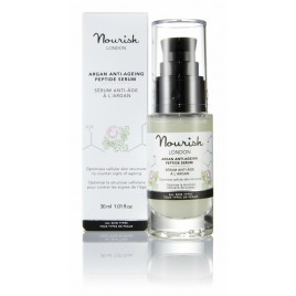 Serum Antiedad Argan y Kale de Nourish London 30ml.
