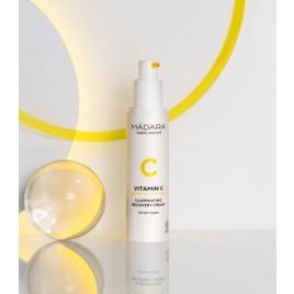 Crema iluminadora recuperadora Vitamina C 50ml de Mádara