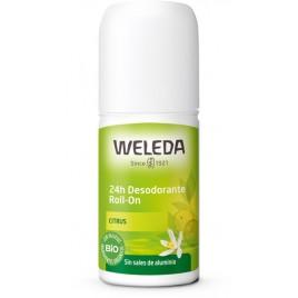 Desodorante Roll On Citrus 50ml de Weleda