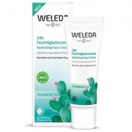 Crema hidratación y frescura Cactus de Weleda 30ml