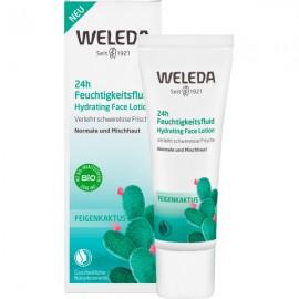 Fluido hidratación y frescura Cactus de Weleda 30ml