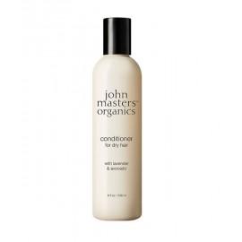 Acondicionador Lavanda & Aguacate de John Masters Organics 236ml.