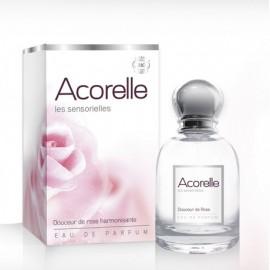 Agua de Perfum Douceur de Rose Acorelle 50ml