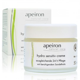 Crema Hydro sensitiv de Apeiron 50ml