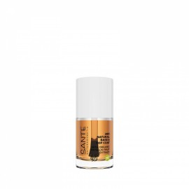 Base y esmalte de uñas top coat 2 en 1 de Sante 10ml.