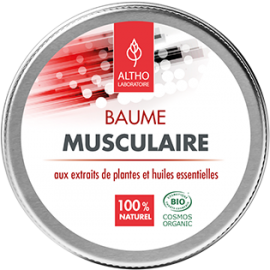Bálsamo Muscular Laboratoire Altho 100ml