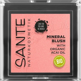 COLORETE MINERAL 01 MELLOW PEACH SANTE 5GR.