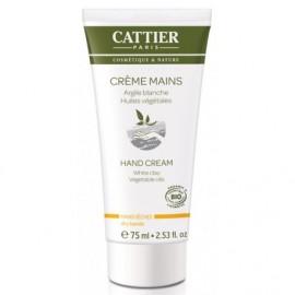 Crema de manos secas de Cattier 75ml