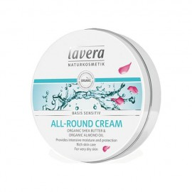 Lavera Crema Cara & Cuerpo Basis Sensitiv 25ml
