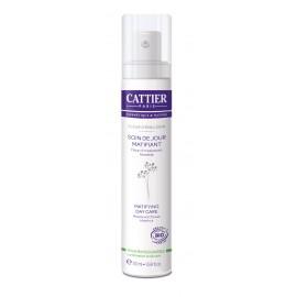 Cattier Fluido Hidratante Matificante Fleur D'emulsion 50ml.