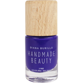Esmalte Eggplant  de Handmade Beauty 10ml.