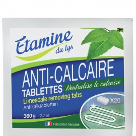 Tabletas anti-cal x20uds (300g) de Etamine du lys