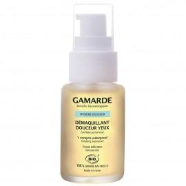 Desmaquillante de ojos suave en aceite de Gamarde 30ml