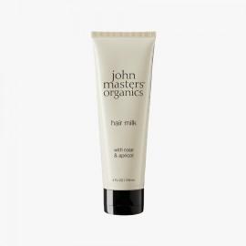 Crema de peinado Hair Milk de John Masters Organics 118ml.