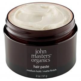 Pasta texturizadora mate Hair Paste de John Masters Organics 57gr