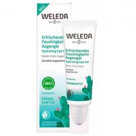 Contorno de ojos en gel refrescante Cactus de Weleda 10ml