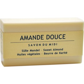 Savons du Midi Jabón natural Almendra Dulce 100% Natural
