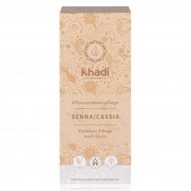 Khadi Tinte Vegetal Cassia-Neutra 100% Herbal 100gr.
