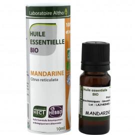 Oferta 20% Aceite esencial de mandarina BIO 10ml Laboratorio Altho