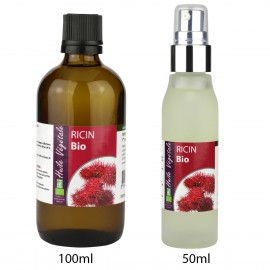 Aceite de Ricino Bio de Laboratoire Altho (50ml/100ml)