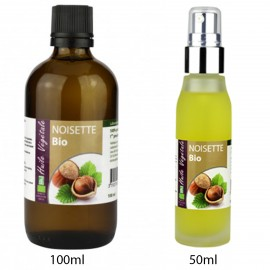 Aceite Vegetal de Avellana Bio de Laboratoire Altho (50ml/100ml)