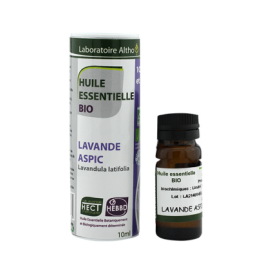 Aceite esencial Lavanda Aspic de Laboratoire Altho 10ml