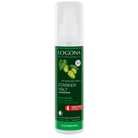 Spray Fijador Lúpulo de Logona 150ml.