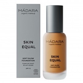Maquillaje Base Guilty Shades de Madara SPF 15,  30ml - Golden Sand #50