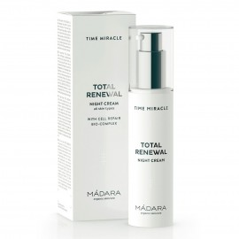 Mádara Time Miracle Crema de Noche Total Renewal 50ml