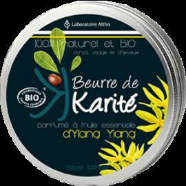 Manteca de karité pura con ylang ylang 150ml