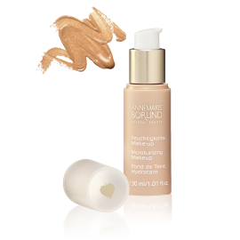 Maquillaje Fluido Hidratante Honey 26K de Annemarie Borlind 30ML
