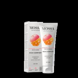 20% OFERTA SIN CAJA Crema Rica Hidratante Comfort 50ml Mossa