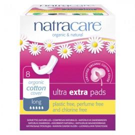 Compresa Ecológica Long Ultra Extra 8 Unds de Natracare