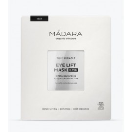 Parches Ojos Reafirmante Hidra Gel Time Miracle x5 uds de Mádara