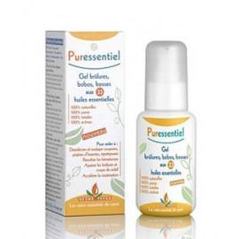 Puressentiel S.O.S Golpes Gel con 33 Aceites esenciales de 50ml
