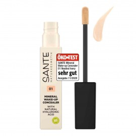 Corrector Mineral Wake-Up 01 Neutral Ivory Sante 8ml