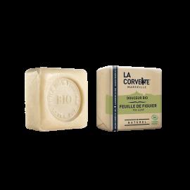 Jabón de Marsella y leche de burra - Higo de La Corvette 100g