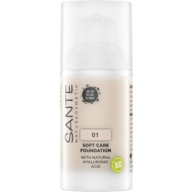 Maquillaje Soft Cream de Sante 30ml.
