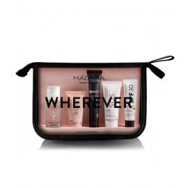 oferta 40% Set de Viaje WHEREVER de Mádara Cosmetics 80ml