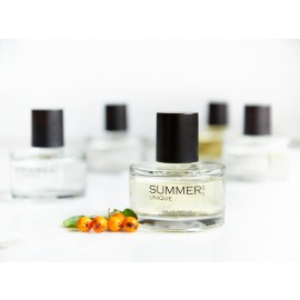 Perfume de autor ecológico SUMMER de Unique 50ml
